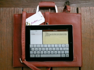 CARTERs Collection - Small Handbag for Tablet